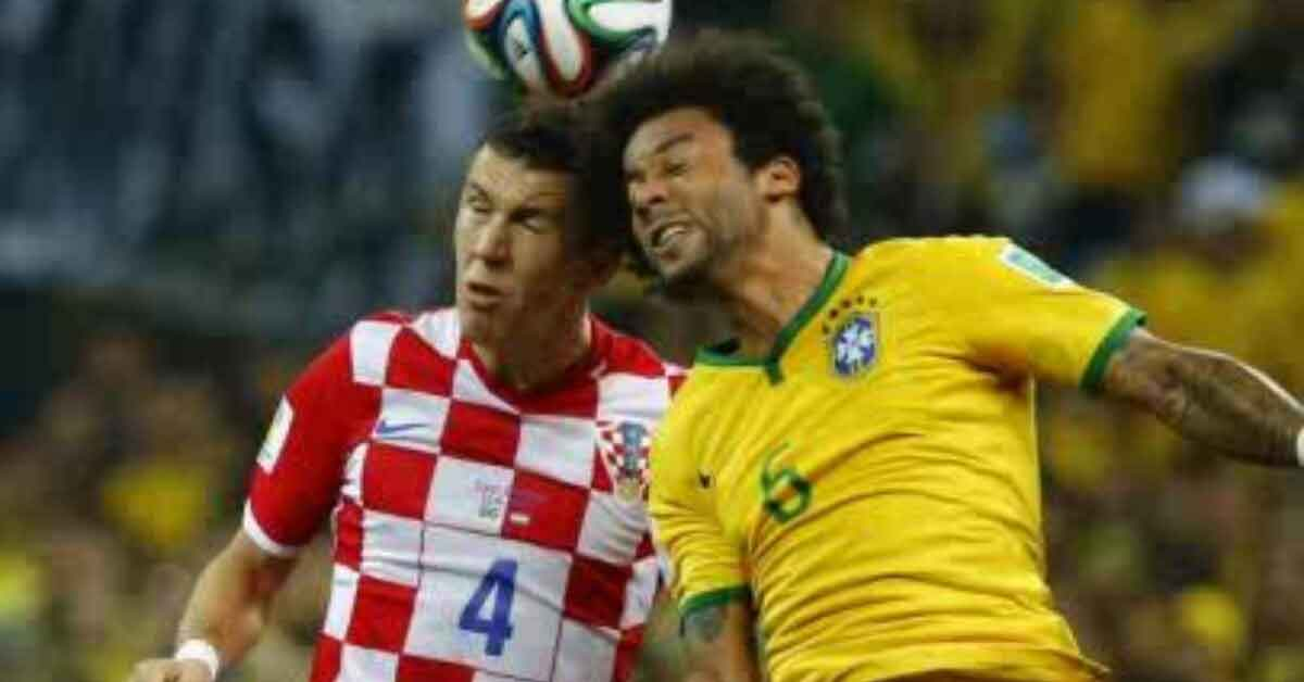 Gol Bunuh Diri Marcelo di Piala Dunia 2014