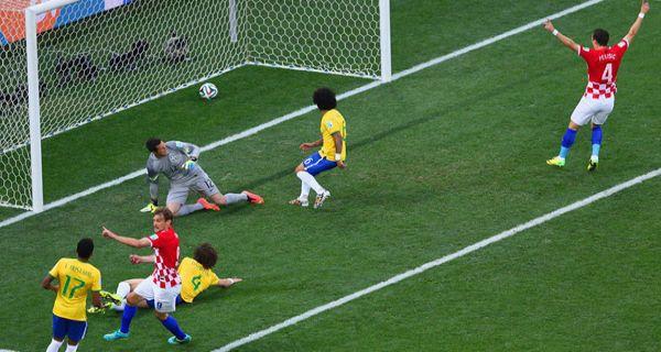 Kesalahan Marcelo Mencetak Gol Bunuh Diri
